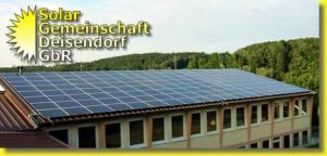 Solargemeinschaft